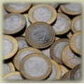 Gold coins, silver coins / Investment gold, silver and metals